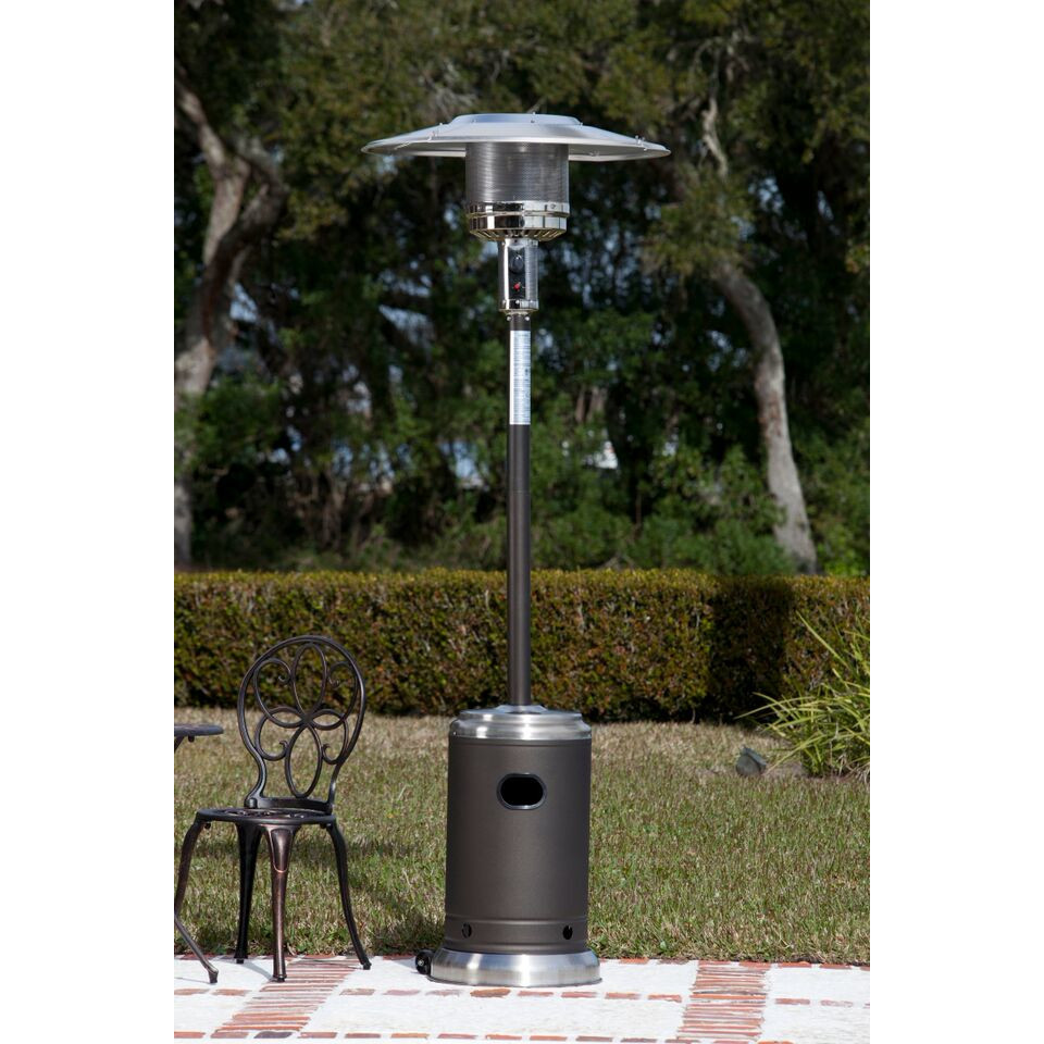 Best ideas about Fire Sense Patio Heater . Save or Pin Fire Sense Hammer Tone & Stainless Steel mercial Patio Now.