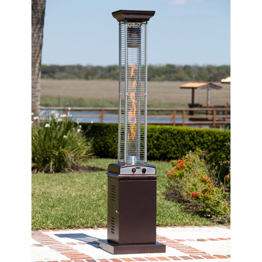 Best ideas about Fire Sense Patio Heater . Save or Pin Fire Sense Square Flame Patio Heater Now.