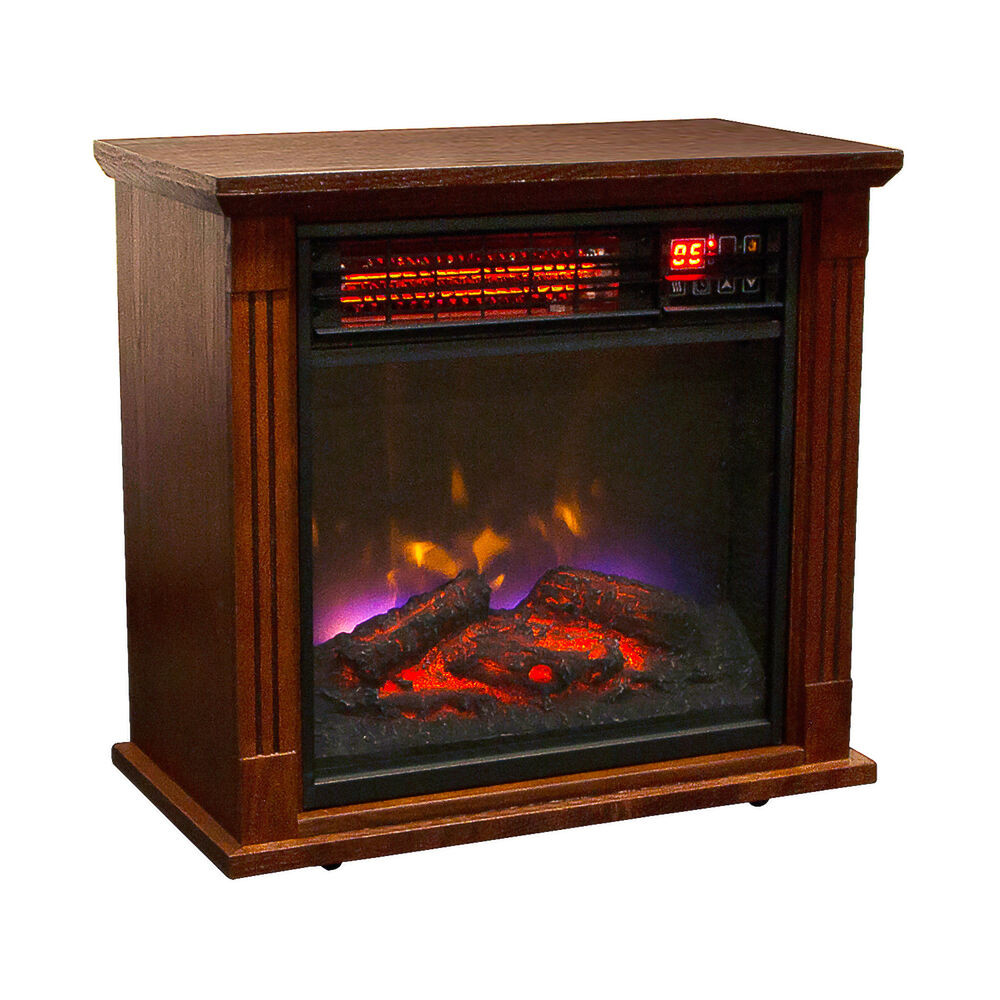 Best ideas about Fireplace Electric Heater . Save or Pin 1500W Embedded Insert Electric Quartz Infrared Fireplace Now.