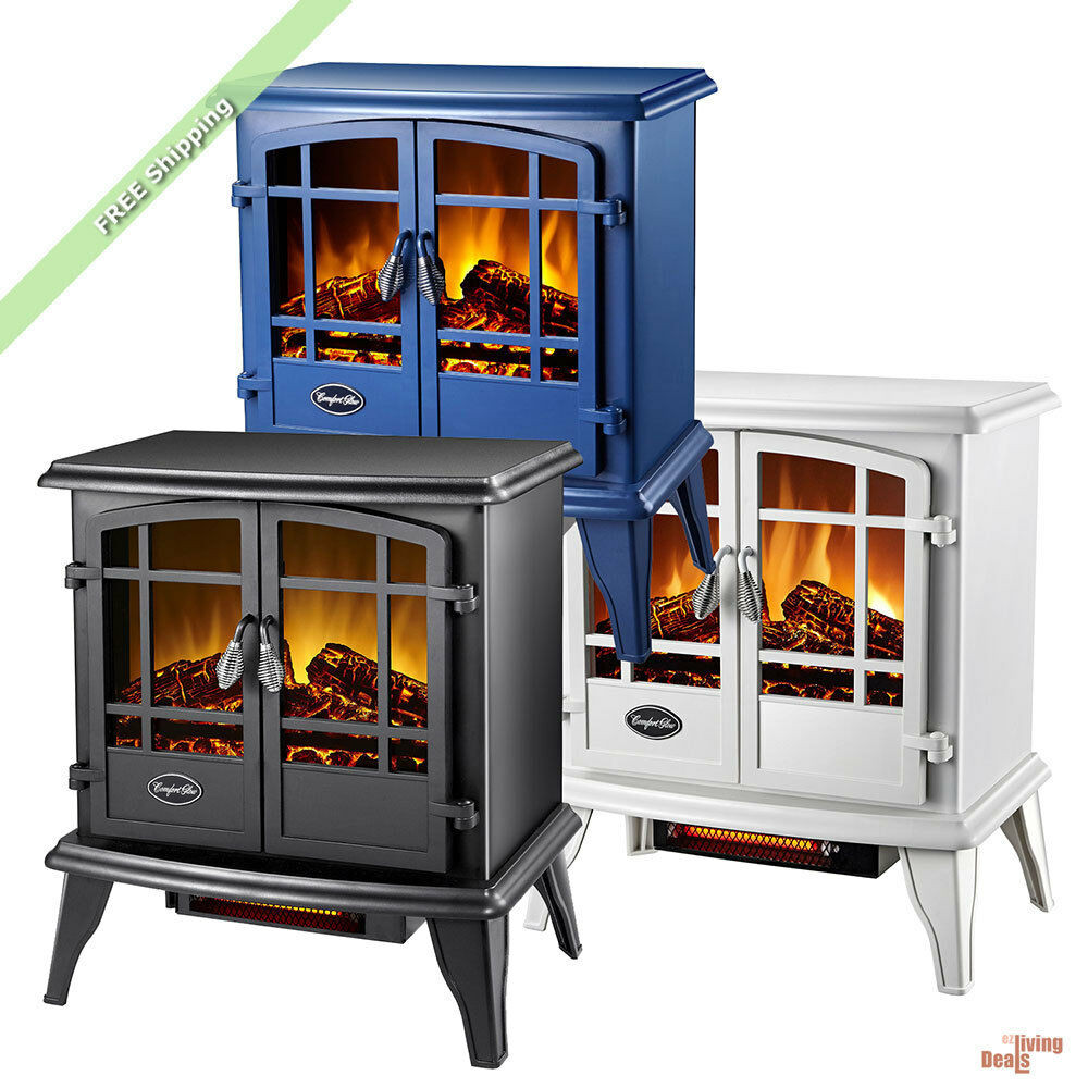 Best ideas about Fireplace Electric Heater . Save or Pin fort Glow Quartz Electric Fireplace 1500 Watt Heater Now.
