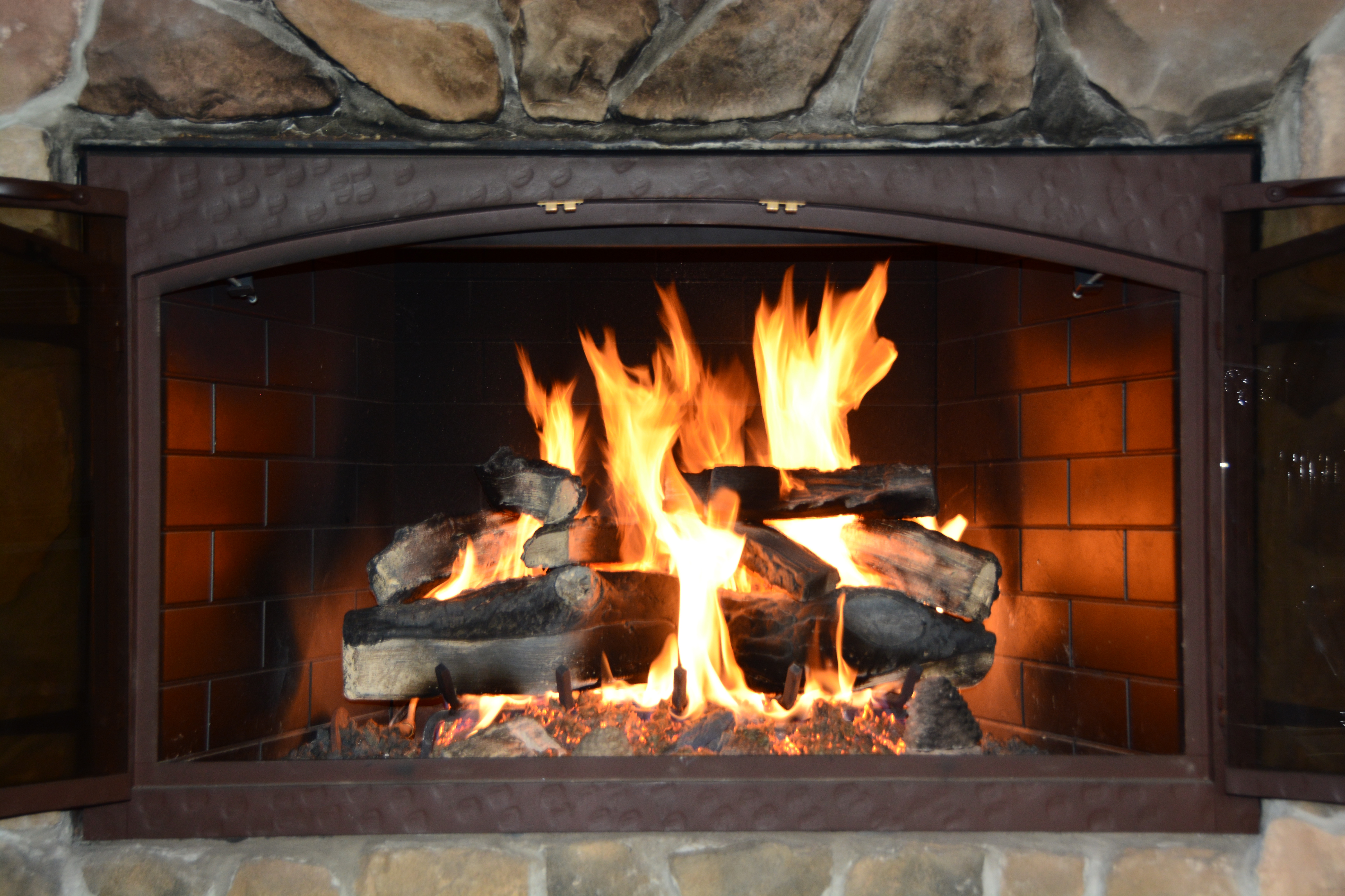 Best ideas about Fireplace Gas Logs . Save or Pin Fireplace Gas Logs Country Stove Patio & Spa Now.