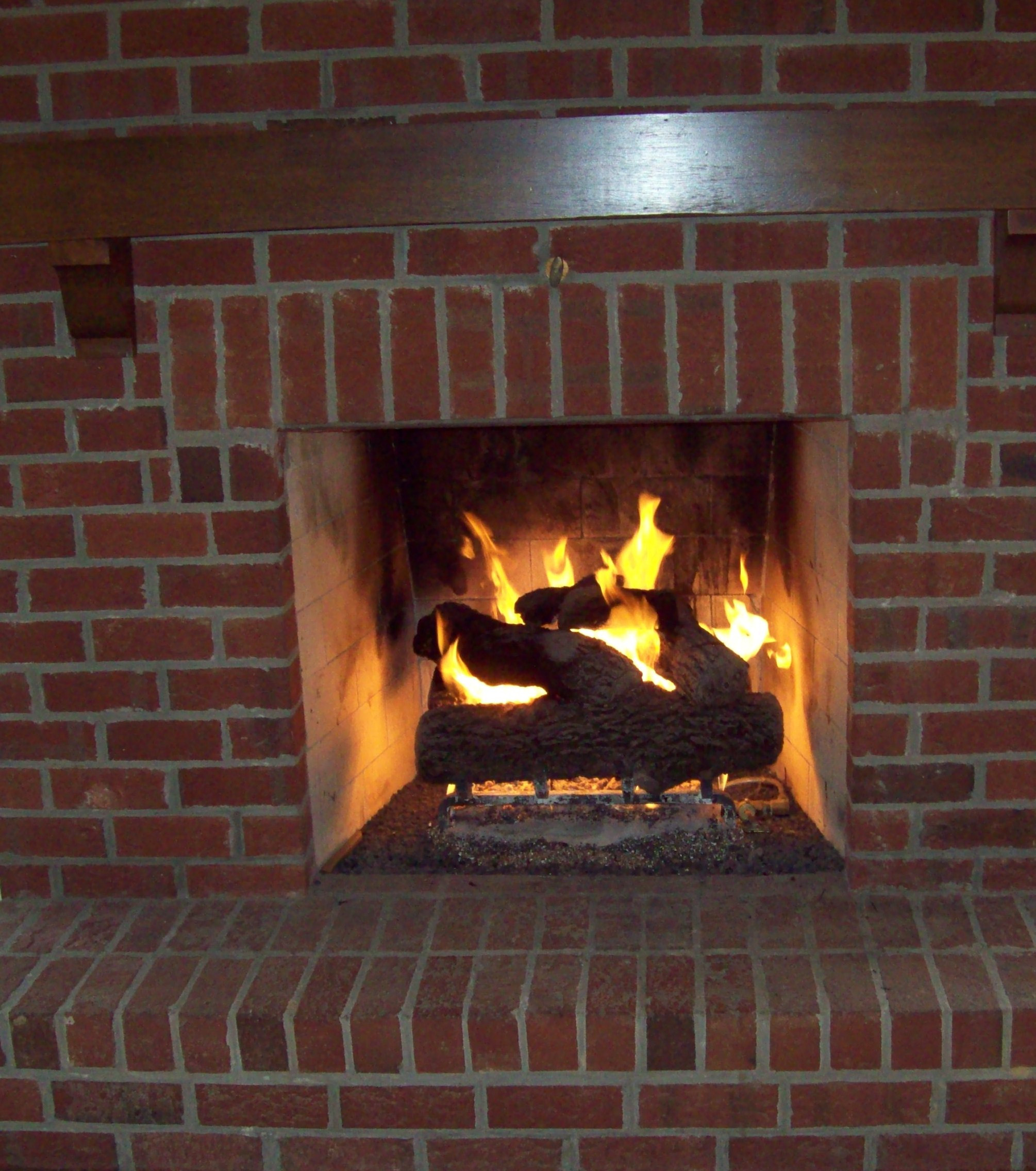 Best ideas about Fireplace Gas Logs . Save or Pin Why Buy Gas Logs Ask The Chimney Sweep Now.