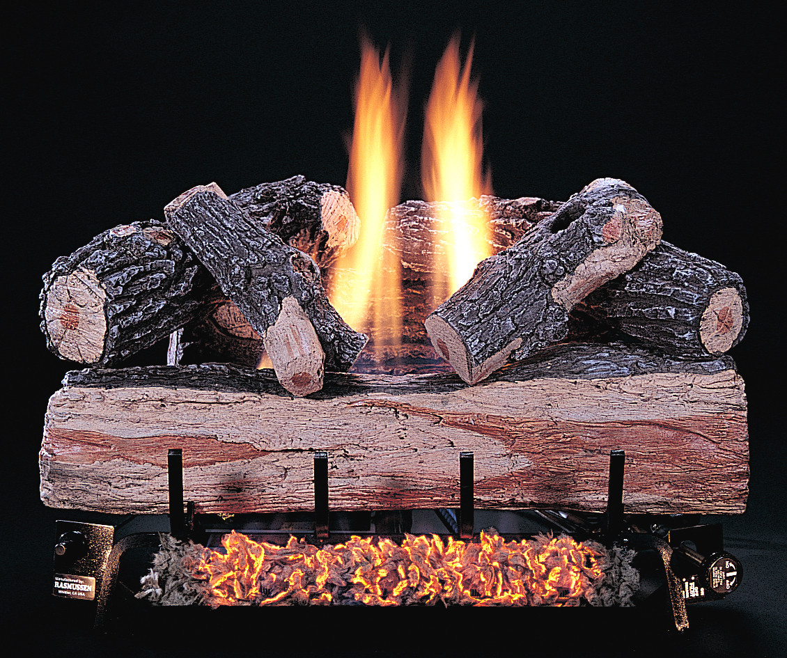 Best ideas about Fireplace Gas Logs . Save or Pin Ventless gas fireplace design options are on fire Now.
