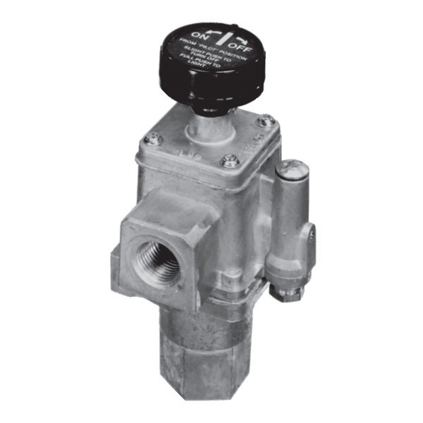Best ideas about Fireplace Gas Valve . Save or Pin FIREPLACE GAS CONTROL VALVE 764 742 BC Furnace & Air Now.