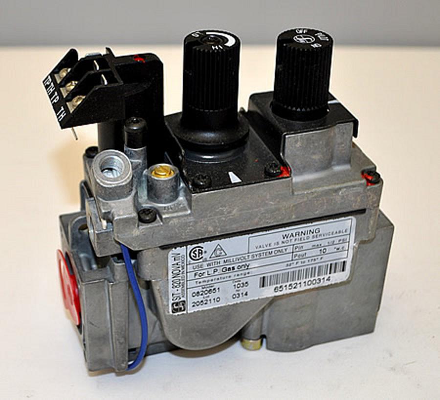 Best ideas about Fireplace Gas Valve . Save or Pin SIT Hi Lo Natural Gas Millivolt Valve Kit Now.