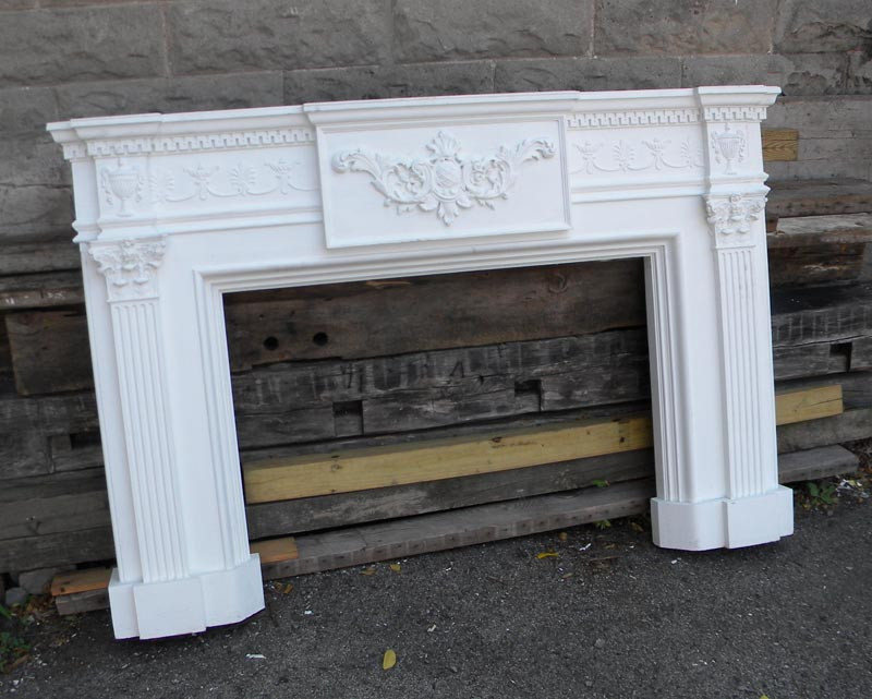 Best ideas about Fireplace Mantels For Sale . Save or Pin Home ficeDecoration Now.