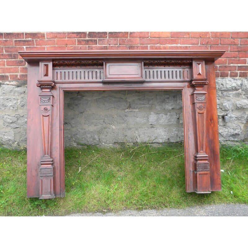 Best ideas about Fireplace Mantels For Sale . Save or Pin Antique Fireplace Mantels For Home Improvement Walsall Now.