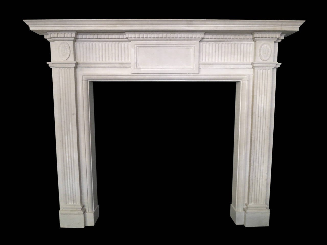 Best ideas about Fireplace Mantels For Sale . Save or Pin Georgian Style Portland Stone Fireplace Mantel For Sale at Now.