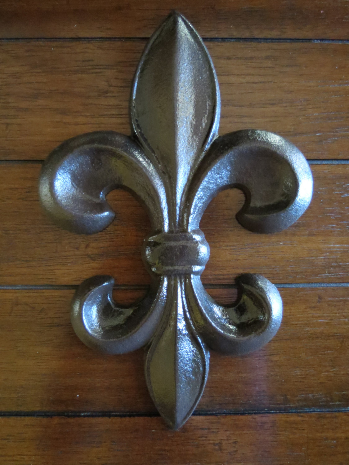 Best ideas about Fleur Di Lis Wall Art . Save or Pin Fleur de Lis Wall Decor Cast Iron Fleur de Lis Sign Symbol Now.