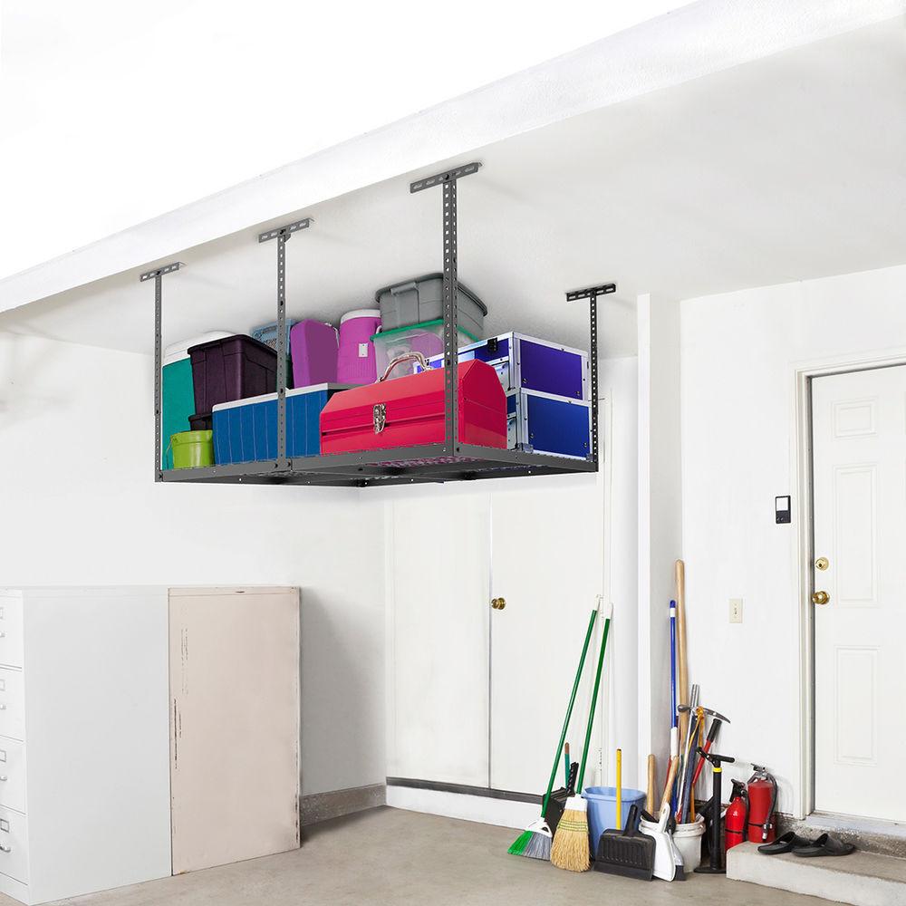 Best ideas about Fleximounts Garage Storage . Save or Pin FLEXIMOUNTS 4 x4 2 x8 Heavy Duty Overhead Garage Now.