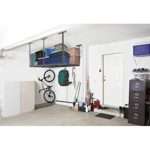 Best ideas about Fleximounts Garage Storage . Save or Pin FLEXIMOUNTS Overhead Garage Storage Adjustable Ceiling Now.