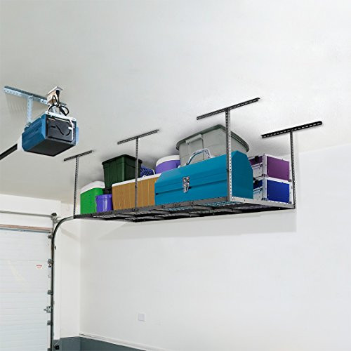 Best ideas about Fleximounts Garage Storage . Save or Pin FLEXIMOUNTS 2 4x8 Rack Package Heavy Duty Overhead Now.