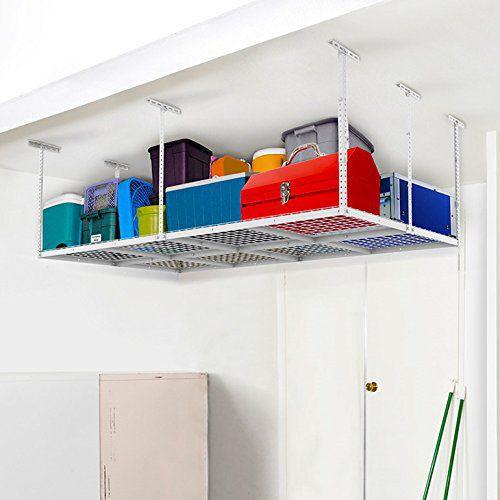 Best ideas about Fleximounts Garage Storage . Save or Pin Overhead Garage Storage Systems Ideas Now.