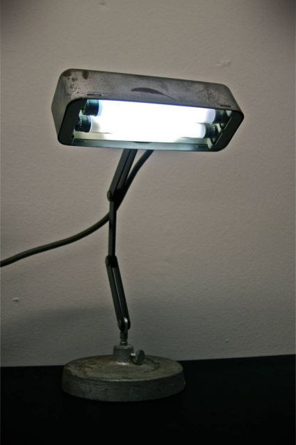 Best ideas about Fluorescent Desk Lamp . Save or Pin Lighting Gallery net Fluorescent Lighting Antique Now.