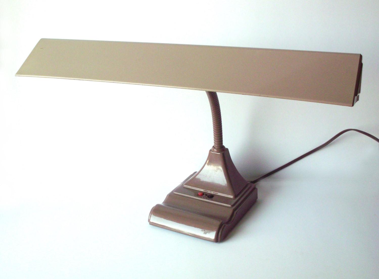 Best ideas about Fluorescent Desk Lamp . Save or Pin Vintage Art Specialty Co Fluorescent Desk Lamp Industrial Now.