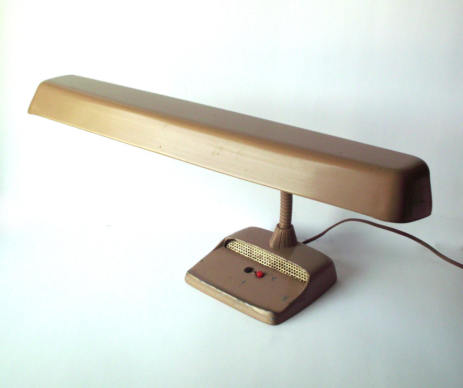 Best ideas about Fluorescent Desk Lamp . Save or Pin Vintage Marks Deluxe Lamp Fluorescent Desk Lamp Industrial Now.