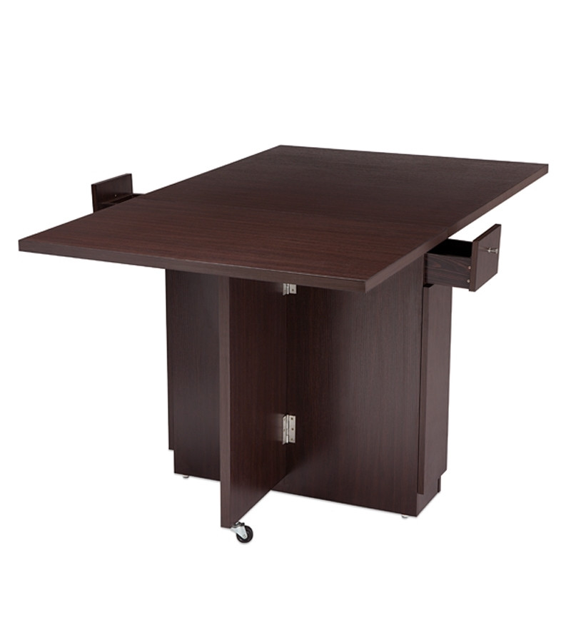 Best ideas about Foldable Dining Table . Save or Pin Nilkamal Hector Folding Dining Table Multipurpose Table Now.