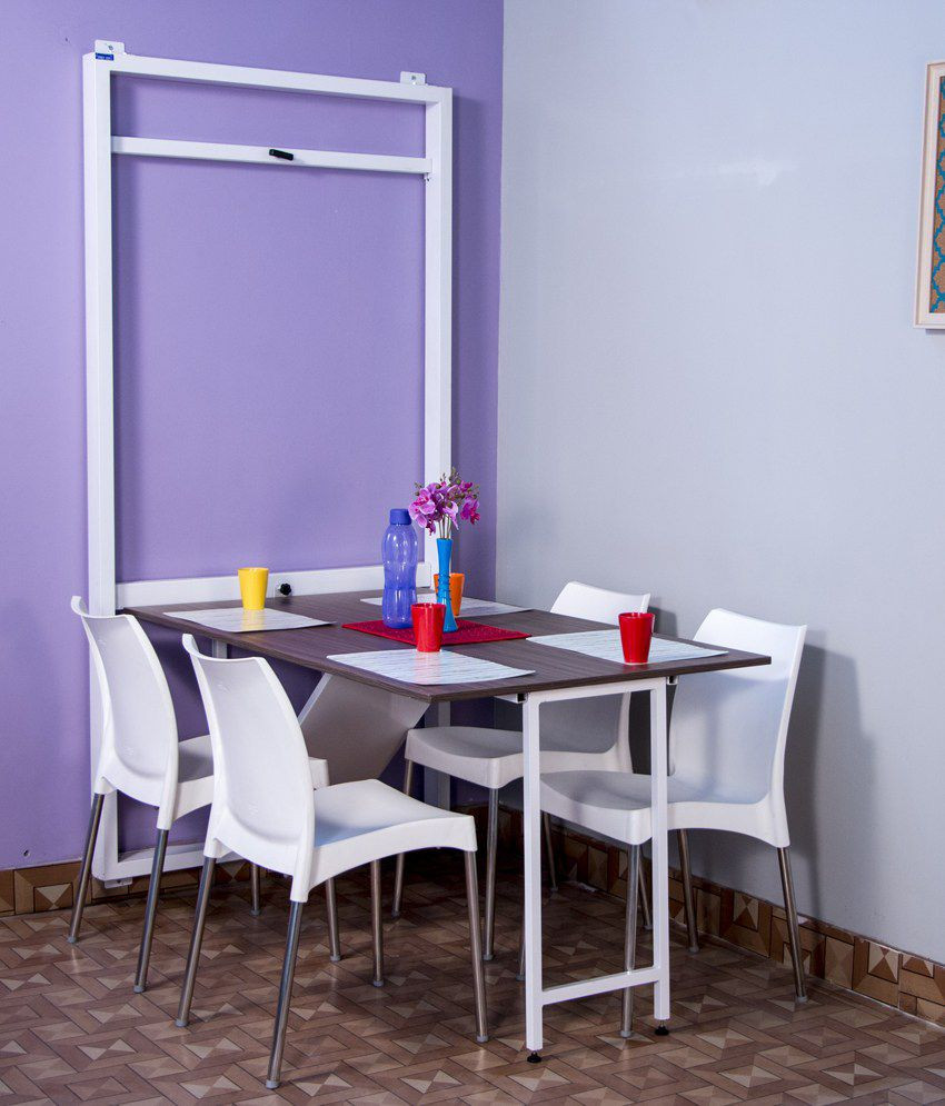 Best ideas about Foldable Dining Table . Save or Pin Spaceone Foldable Dining Table Buy Spaceone Foldable Now.