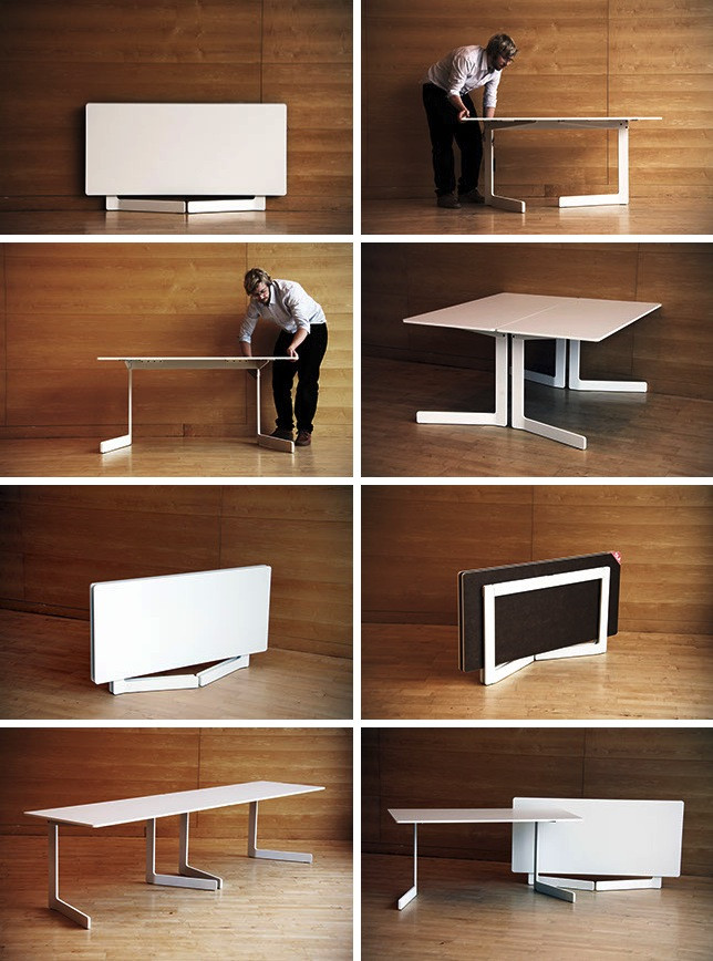 Best ideas about Foldable Dining Table . Save or Pin 30 Extendable Dining Tables Now.
