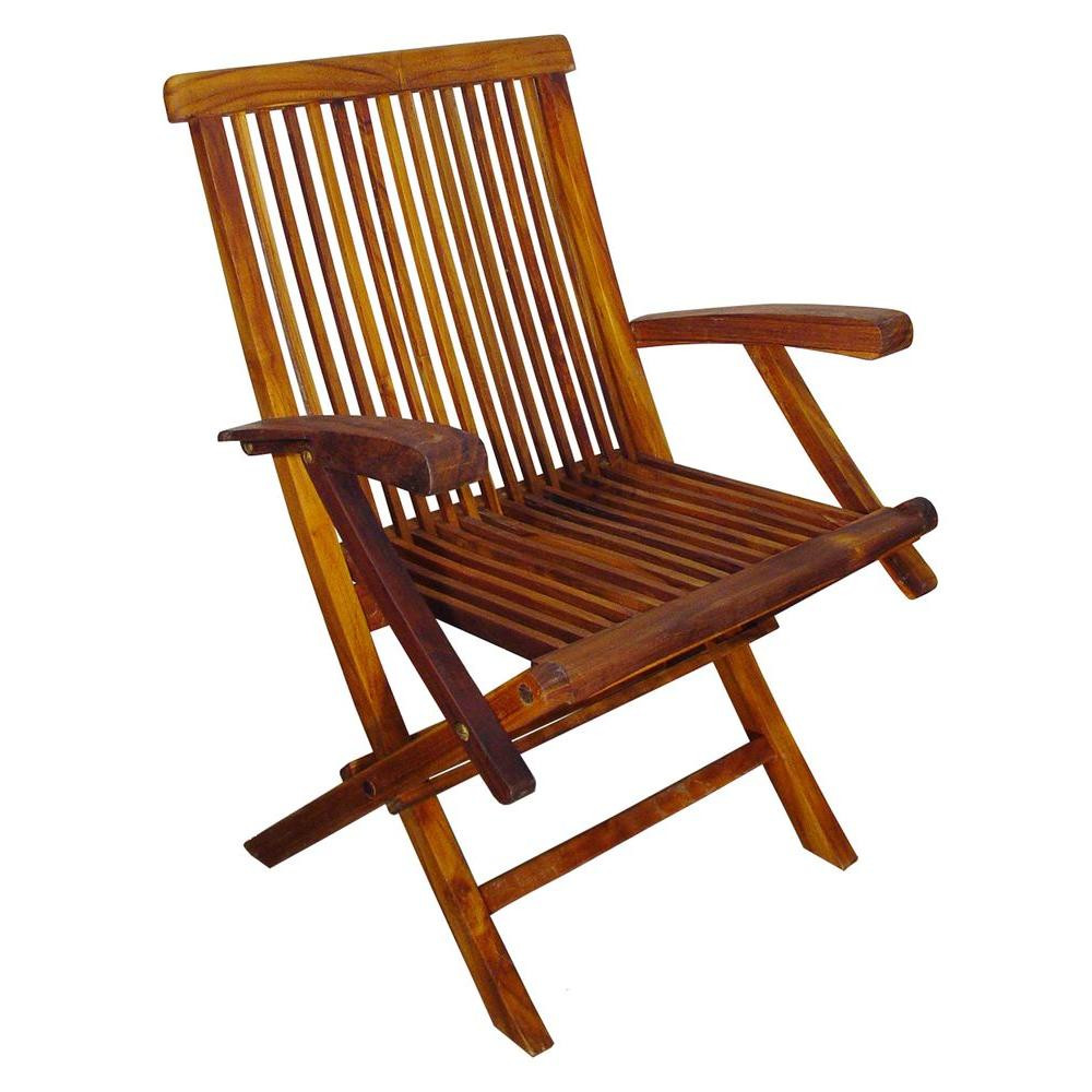 Best ideas about Folding Chairs Outdoor . Save or Pin Arboria Islander Folding Sling Patio Chair 880 1303 The Now.