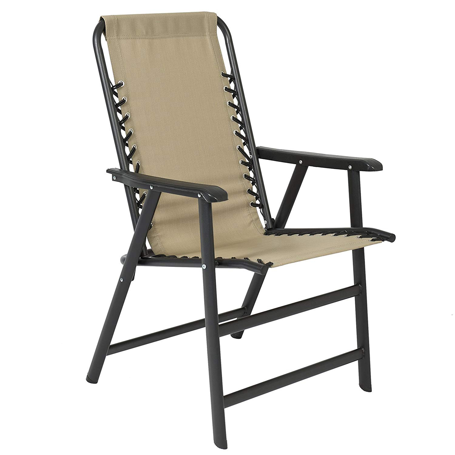 Best ideas about Folding Chairs Outdoor . Save or Pin Best Choice Products Lounge Suspension Folding Chair Now.