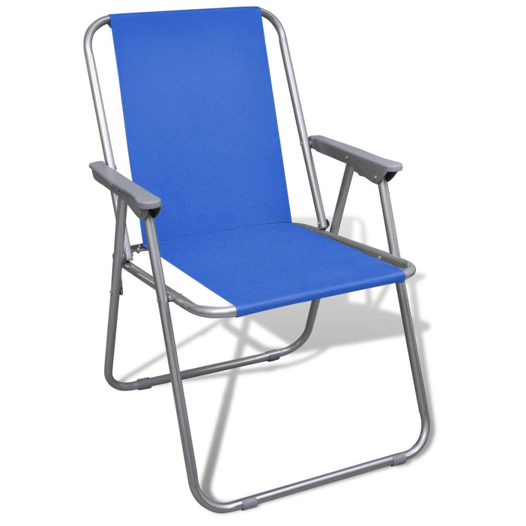 Best ideas about Folding Chairs Outdoor . Save or Pin vidaXL Now.