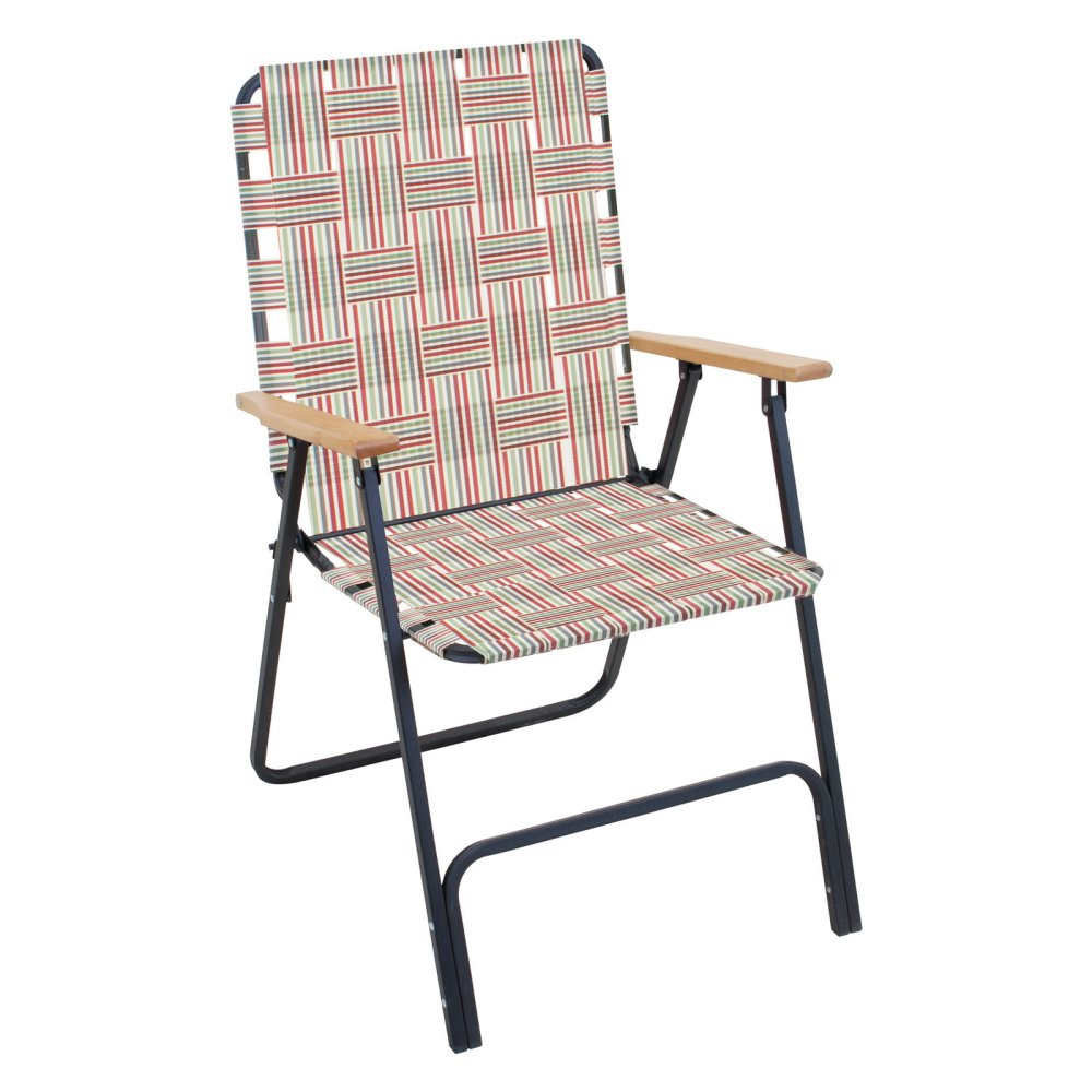 Best ideas about Folding Chairs Outdoor . Save or Pin Rio Brands Rio Folding Highback Web Lawn Chair Now.