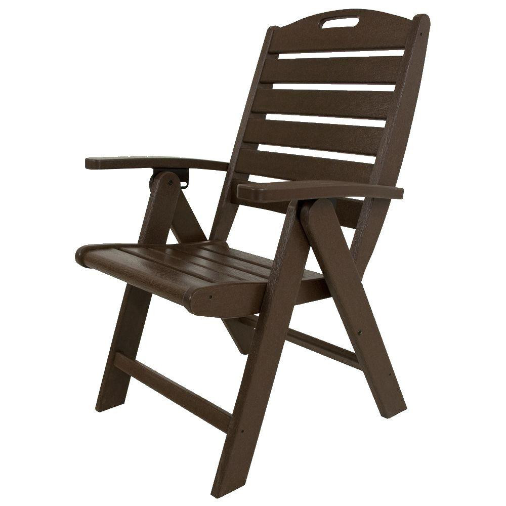 Best ideas about Folding Chairs Outdoor . Save or Pin Trex Outdoor Furniture Yacht Club Vintage Lantern Highback Now.