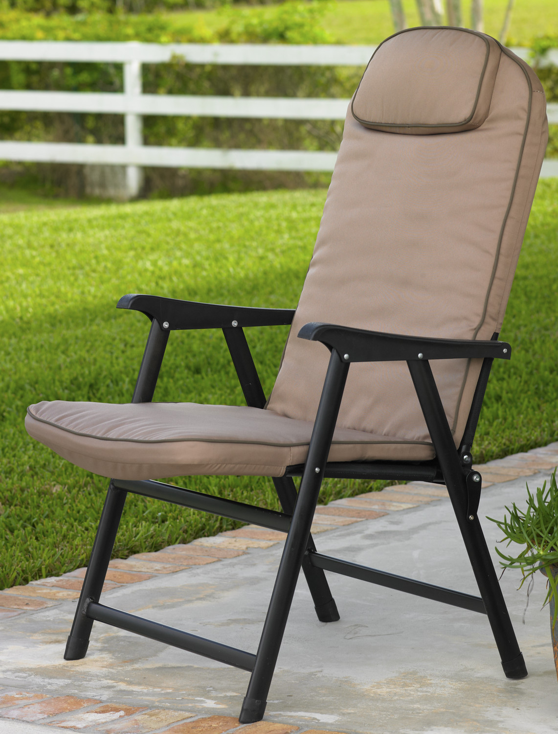 Best ideas about Folding Chairs Outdoor . Save or Pin 3 premium choices in heavy duty folding chairs – BlogBeen Now.