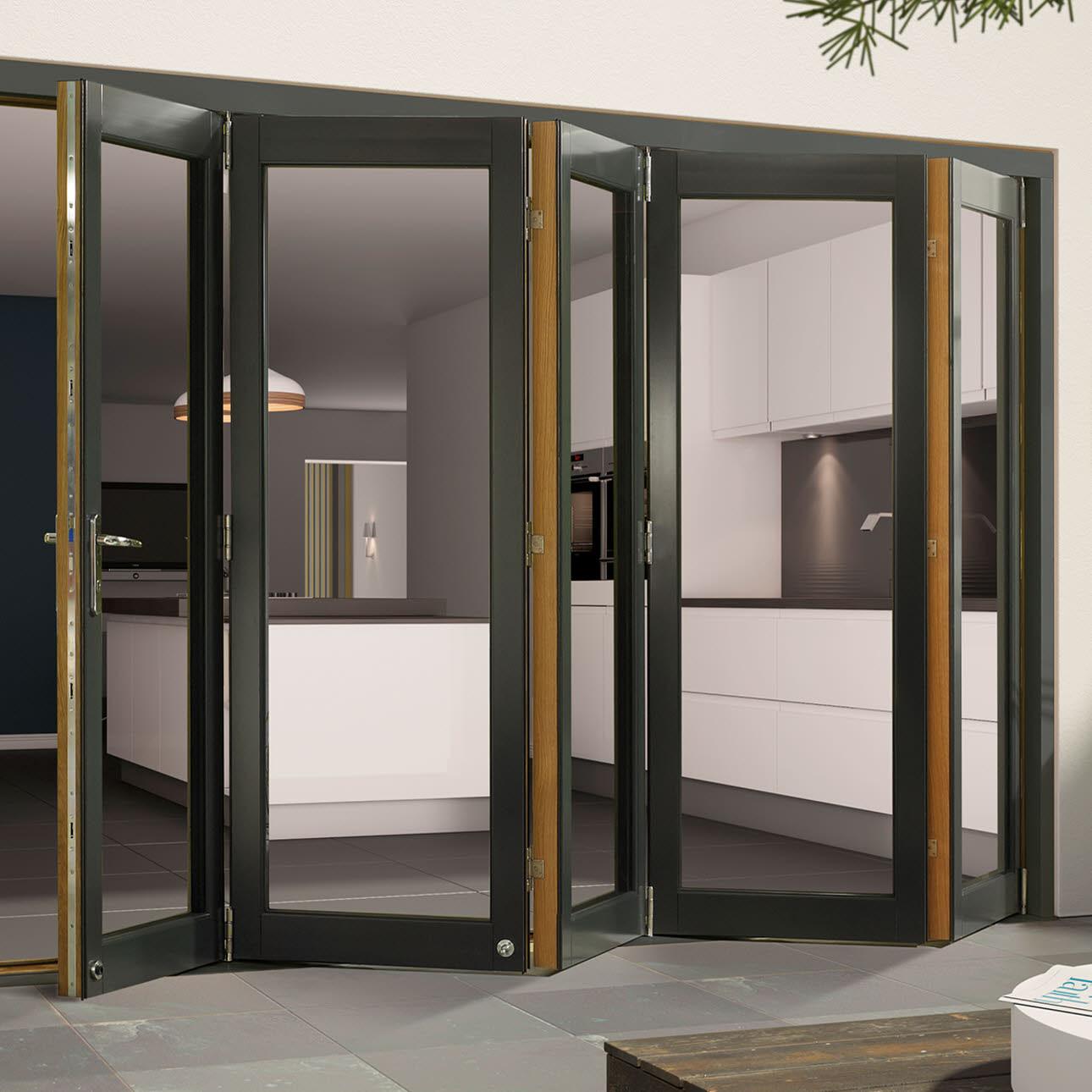 Best ideas about Folding Patio Doors . Save or Pin Bifolding Doors Doors Now.