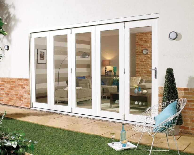 Best ideas about Folding Patio Doors . Save or Pin Bifold Doors External Folding Sliding Glass Patio Doors Now.