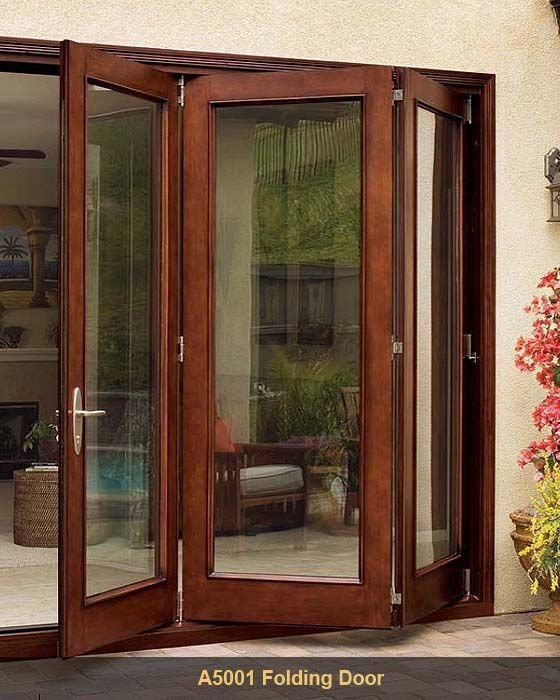 Best ideas about Folding Patio Doors . Save or Pin Jeld Wen A5001 Folding Patio Door what I want in the Now.