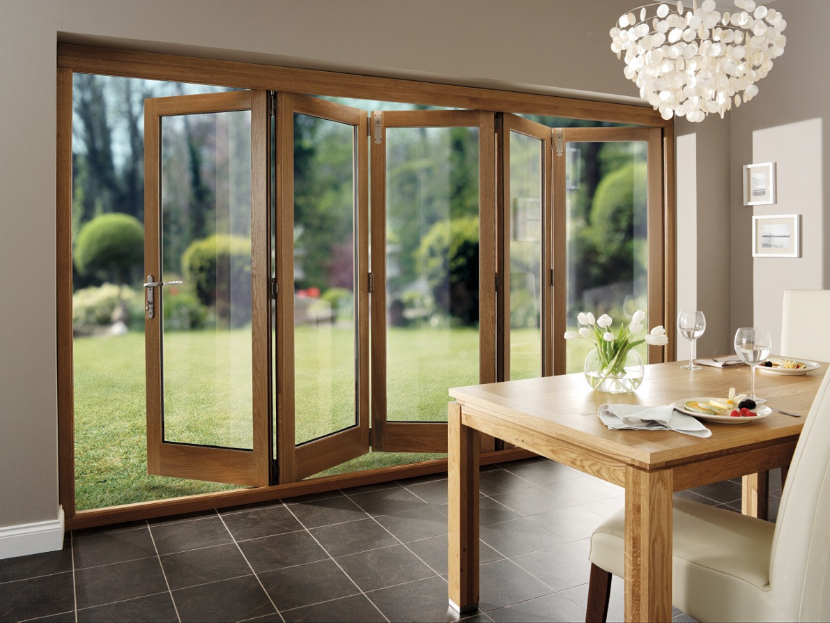 Best ideas about Folding Patio Doors . Save or Pin VERSATILE STYLISH AND DURABLE BRINGING THE OUTDOORS Now.