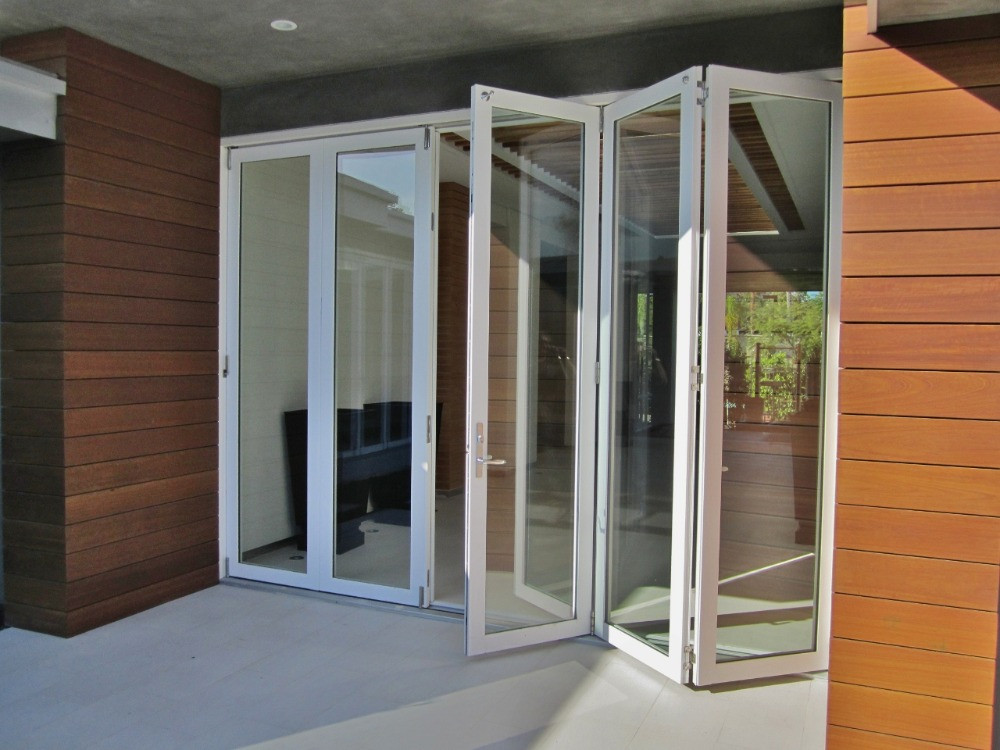 Best ideas about Folding Patio Doors . Save or Pin Folding Patio Doors Look Great In Your Home — The Home Now.