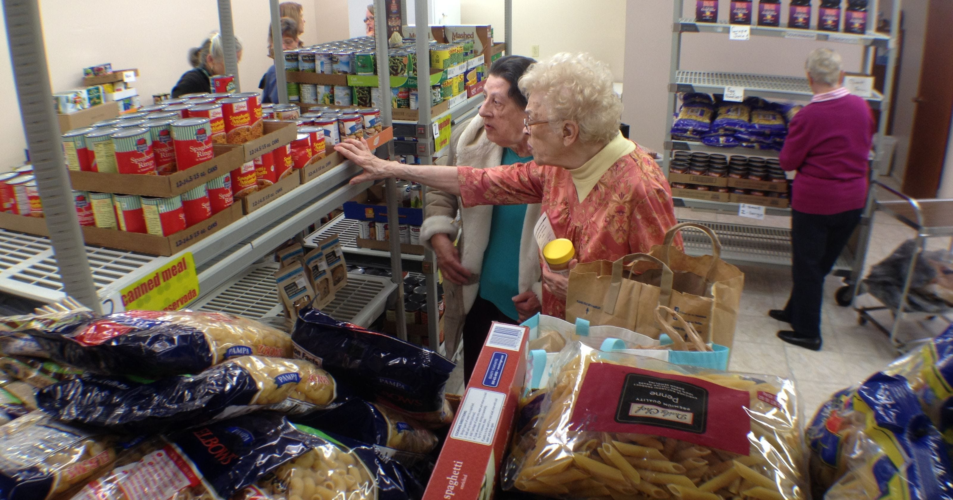 Best ideas about Food Pantry Open Today . Save or Pin Food pantry opens in new location Now.