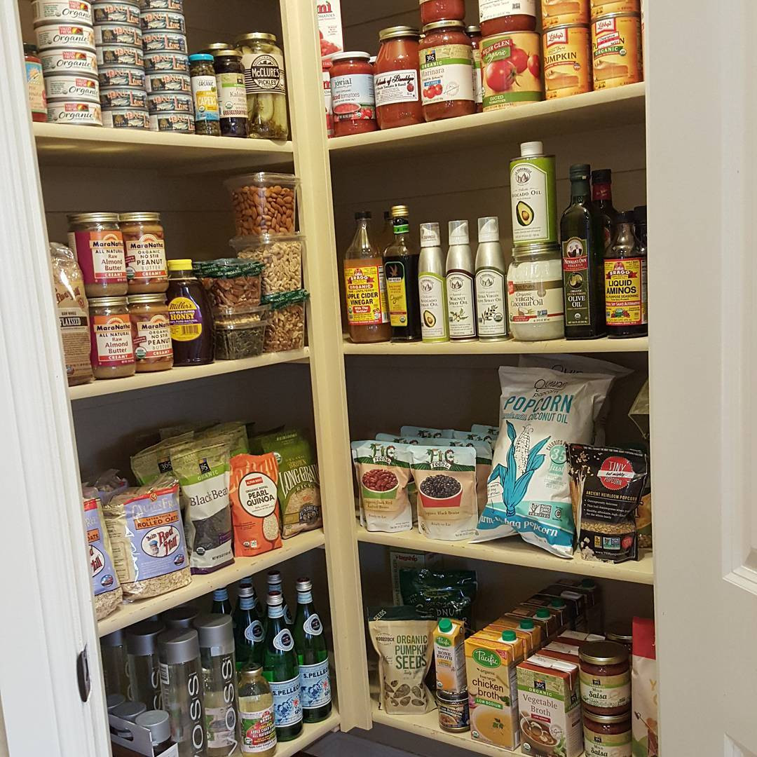 Best ideas about Food Pantry Open Today . Save or Pin Clean Eating Pantry Inspiration Now.