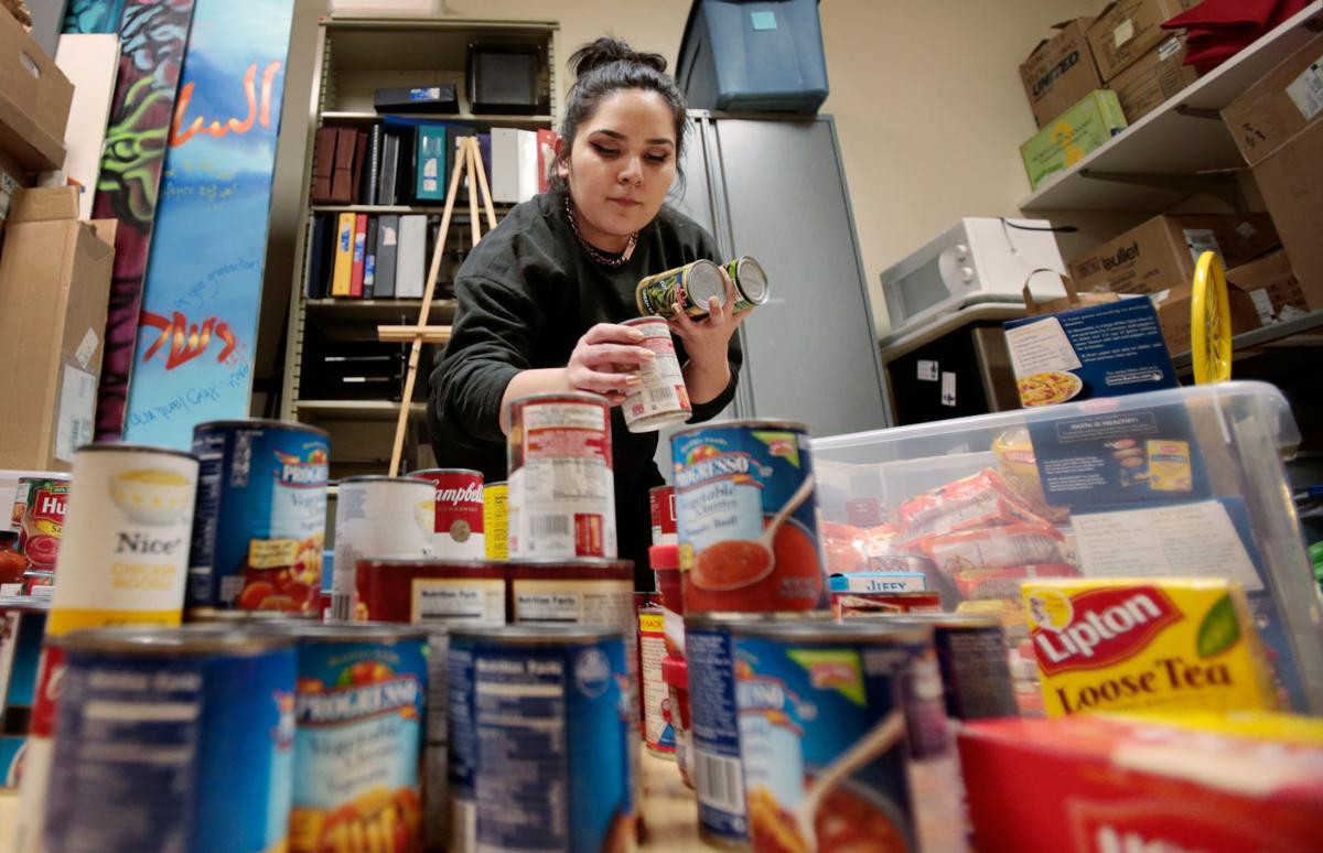 Best ideas about Food Pantry Open Today . Save or Pin Food pantry on campus to feed needy UW Madison students Now.
