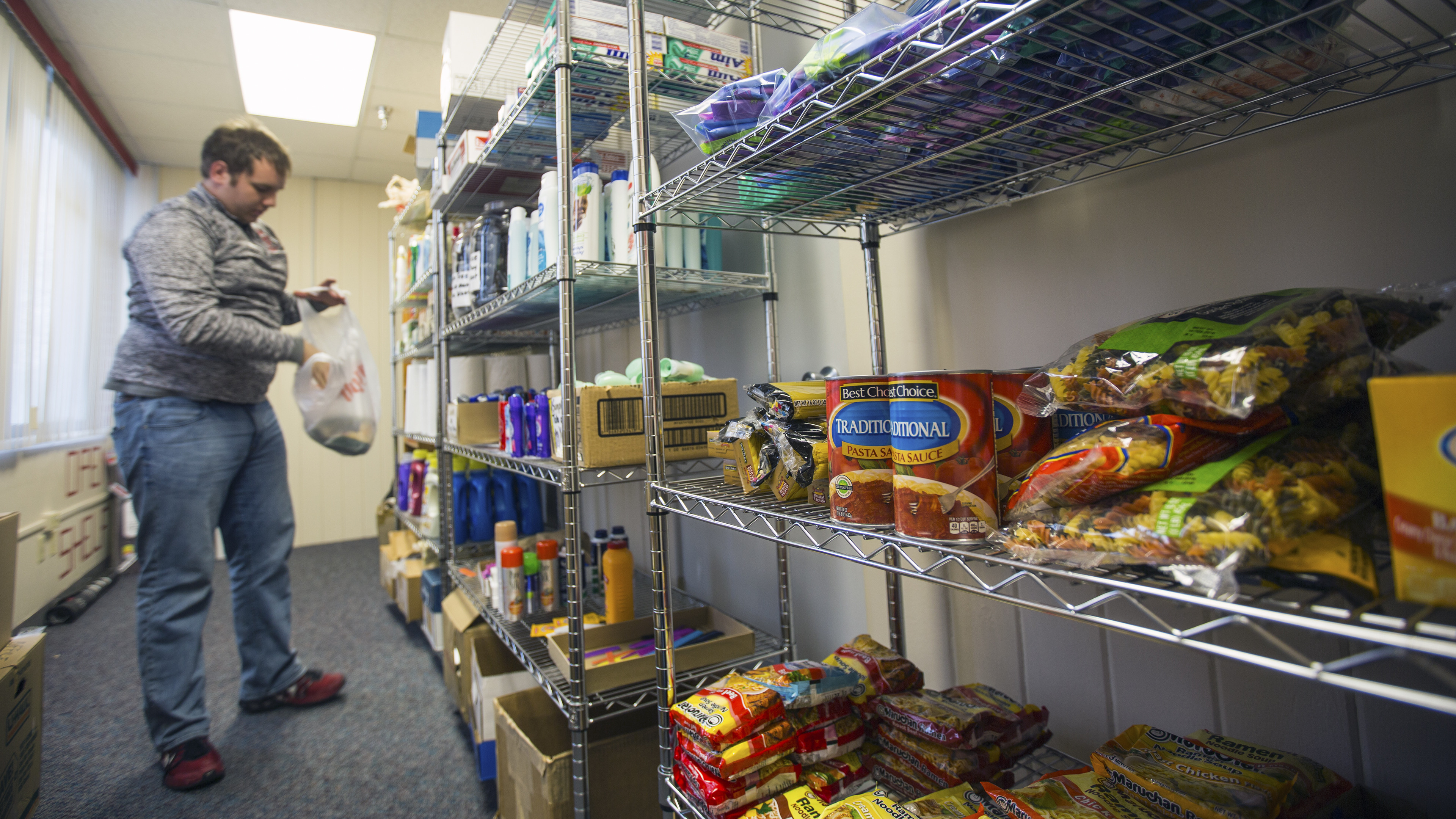 Best ideas about Food Pantry Open Today . Save or Pin Expanded food pantry to open in Nebraska Union Now.