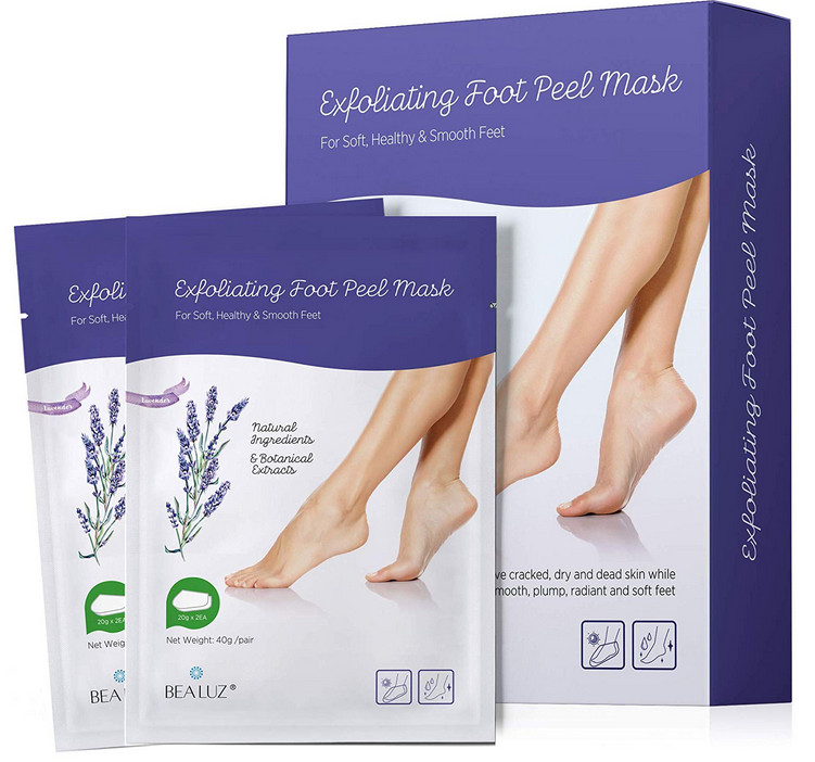 Best ideas about Foot Peel Mask DIY . Save or Pin 2 Pairs Foot Peel Mask A Thrifty Mom Recipes Crafts Now.