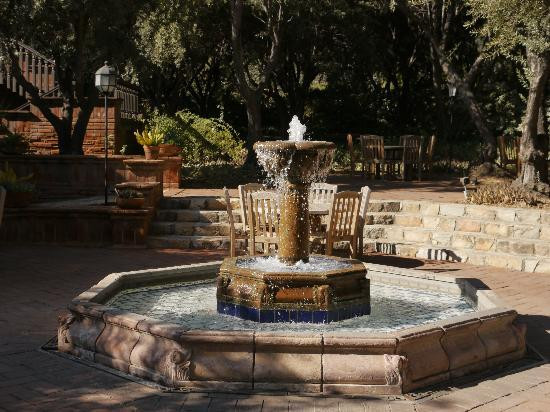 Best ideas about Fountain Dining Hall . Save or Pin Dining Hall Fountain Picture of Rancho La Puerta Spa Now.