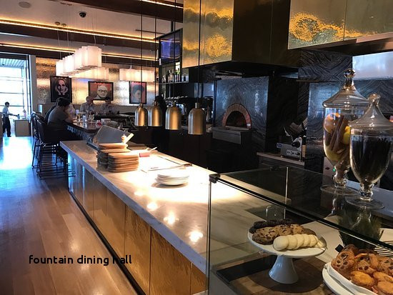 Best ideas about Fountain Dining Hall . Save or Pin Fountain Dining Hall the Best Free Show In Las Vegas at Now.