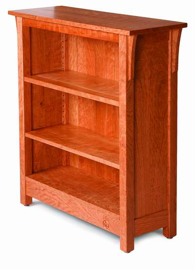 Best ideas about Free Arts And Crafts Woodworking Plans . Save or Pin Free Plan Arts and Crafts bookcase FineWoodworking Now.