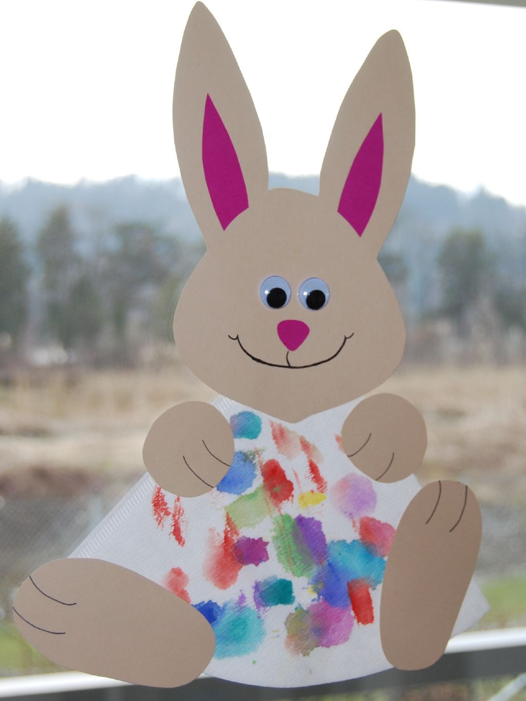 Best ideas about Free Kids Crafts . Save or Pin 30 CREATIVE EASTER CRAFT IDEAS FOR KIDS Godfather Style Now.