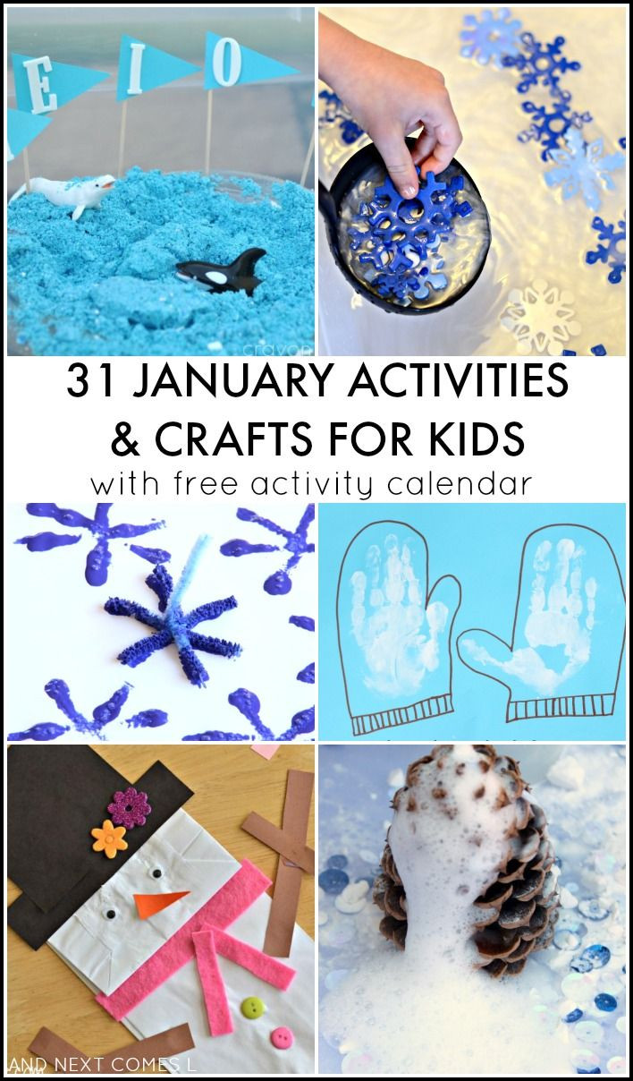 Best ideas about Free Kids Crafts . Save or Pin Best 25 January crafts ideas on Pinterest Now.