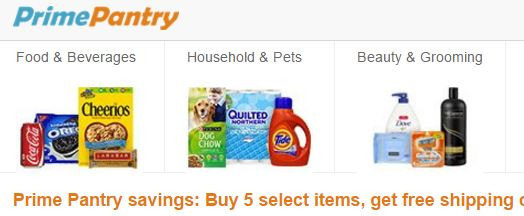 Best ideas about Free Prime Pantry Shipping . Save or Pin Amazon Prime Pantry Get FREE Shipping on a Prime Pantry Now.