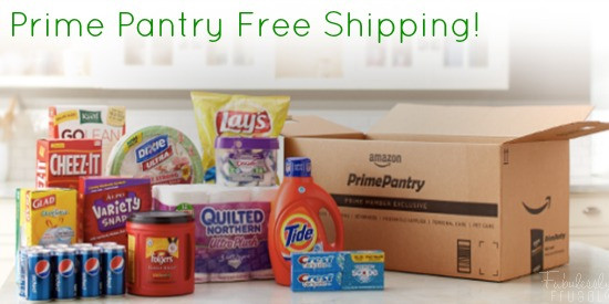 Best ideas about Free Prime Pantry Shipping . Save or Pin Free Shipping on Your Prime Pantry Order Now.