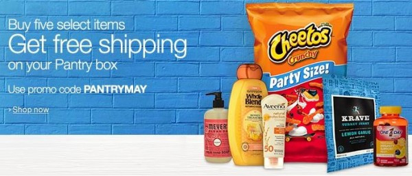 Best ideas about Free Prime Pantry Shipping . Save or Pin Prime Pantry Free Shipping When You Buy 5 Select Items Now.