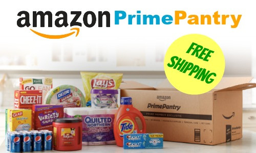 Best ideas about Free Prime Pantry Shipping . Save or Pin Amazon Prime Pantry Now.