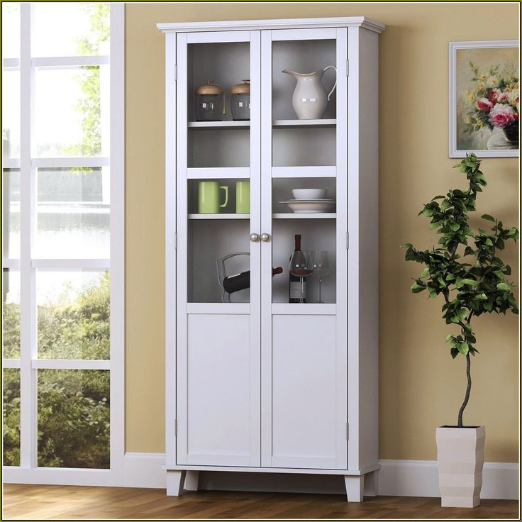 Best ideas about Free Standing Kitchen Pantry Cabinet . Save or Pin Best 25 Freestanding pantry cabinet ideas on Pinterest Now.