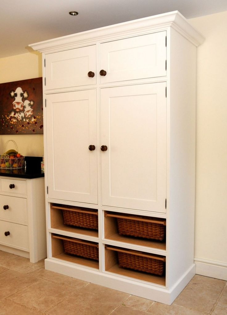 Best ideas about Free Standing Kitchen Pantry Cabinet . Save or Pin Best 25 Free standing kitchen cabinets ideas on Pinterest Now.